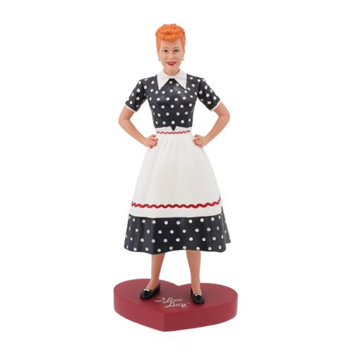 Photo 1 of RETIRED - I Love Lucy Bobblehips - Box Damage