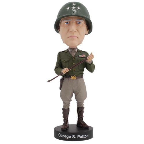 Photo of General George Patton v2 Bobblehead