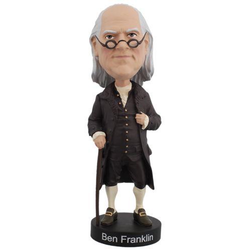 Photo of Ben Franklin v2 Bobblehead