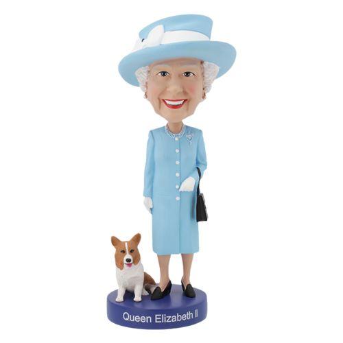 Photo of Queen Elizabeth II Bobblehead