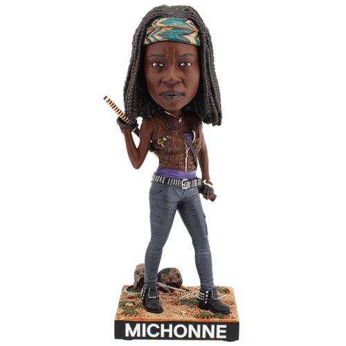 Photo of The Walking Dead - Michonne Bobblehead