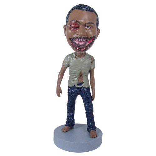 Photo 1 of Male Zombie - Premium Figure Bobblehead