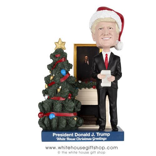 Photo of Donald Trump - White House Christmas Greetings
