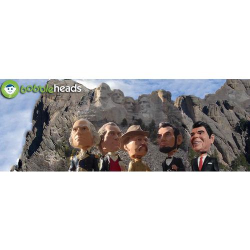 Photo 1 of The Rushmore Presidents and Reagan Box Set