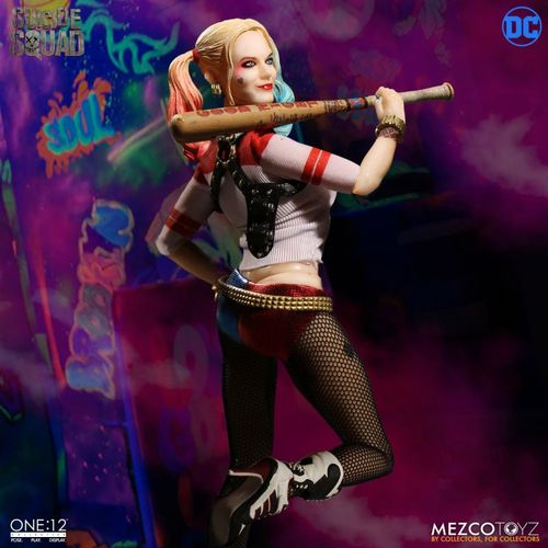 Photo 1 of Mezco Toys - One:12 Collective Suicide Squad Harley Quinn