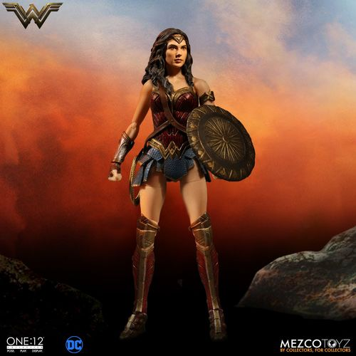 Photo of Mezco Toys One:12 Collective: DC Cinematic Wonder Woman