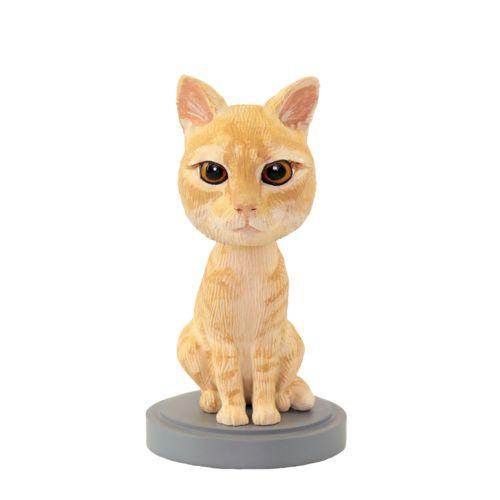 Photo of Short Haired Cat Bobblehead