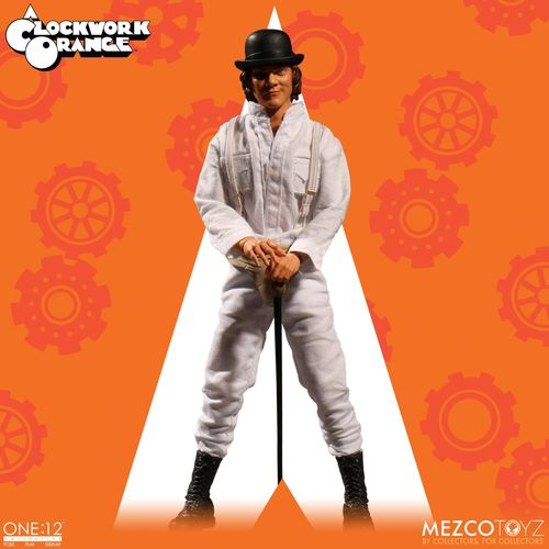 Photo 1 of Mezco Toys - One:12 Collective A Clockwork Orange