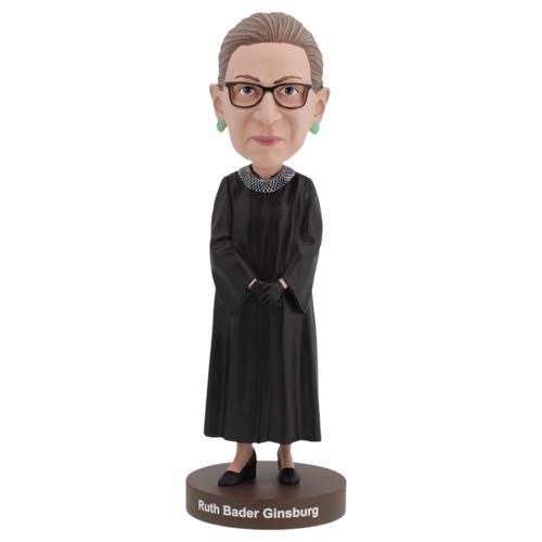 Photo of Ruth Bader Ginsburg Bobblehead