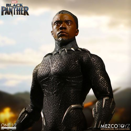 Photo of Mezco Toys One:12 Collective: Marvel Black Panther