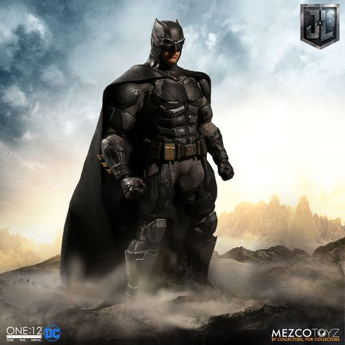 Photo 1 of Mezco One:12 Collective DC Tactical Suit Batman