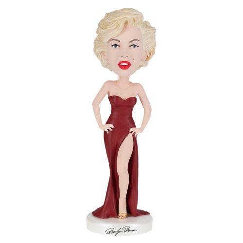 Photo of Marilyn Monroe Bobblehead
