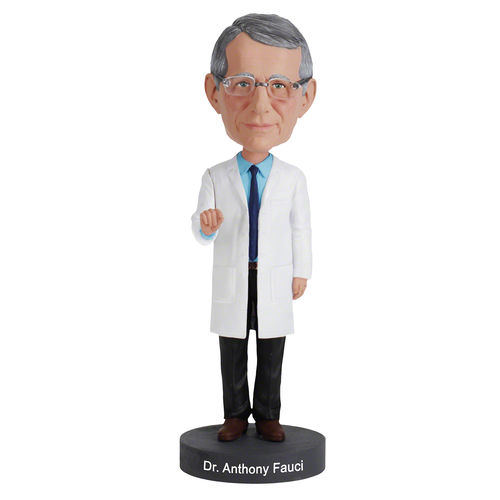 Photo of Dr. Anthony Fauci Bobblehead