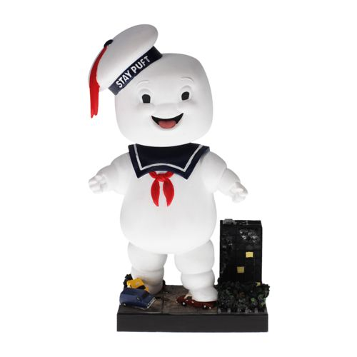 Photo of Ghostbusters Classic Stay Puft Bobblehead