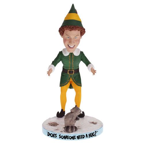 Photo of Buddy the ELF Bobblehead