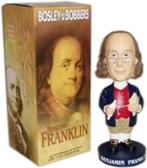 Ben Franklin Bobblehead - Bosley Bobbers