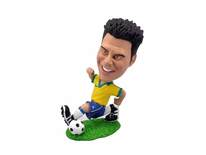 Soccer Player Running Bobblehead - Bobbleheads.com