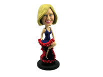 Dancer Bobblehead - Bobbleheads.com