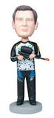 Paintball Player Bobblehead - Bobbleheads.com