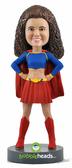 Female Superhero - Premium Figure - Bobbleheads.com