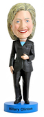 Hillary Clinton Bobblehead - Royal Bobbles