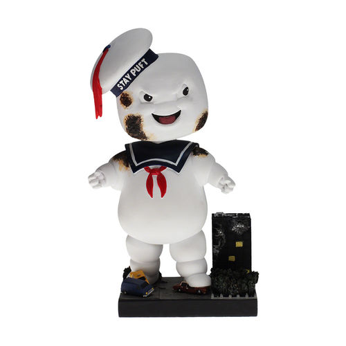 Photo of Ghostbusters Classic Stay Puft Bobblehead - Scorched Variant