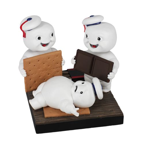 Photo of Ghostbusters Afterlife Mini-Pufts Smores Bobblescape