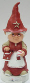 Houston Astros Gnome Female - Forever Collectibles